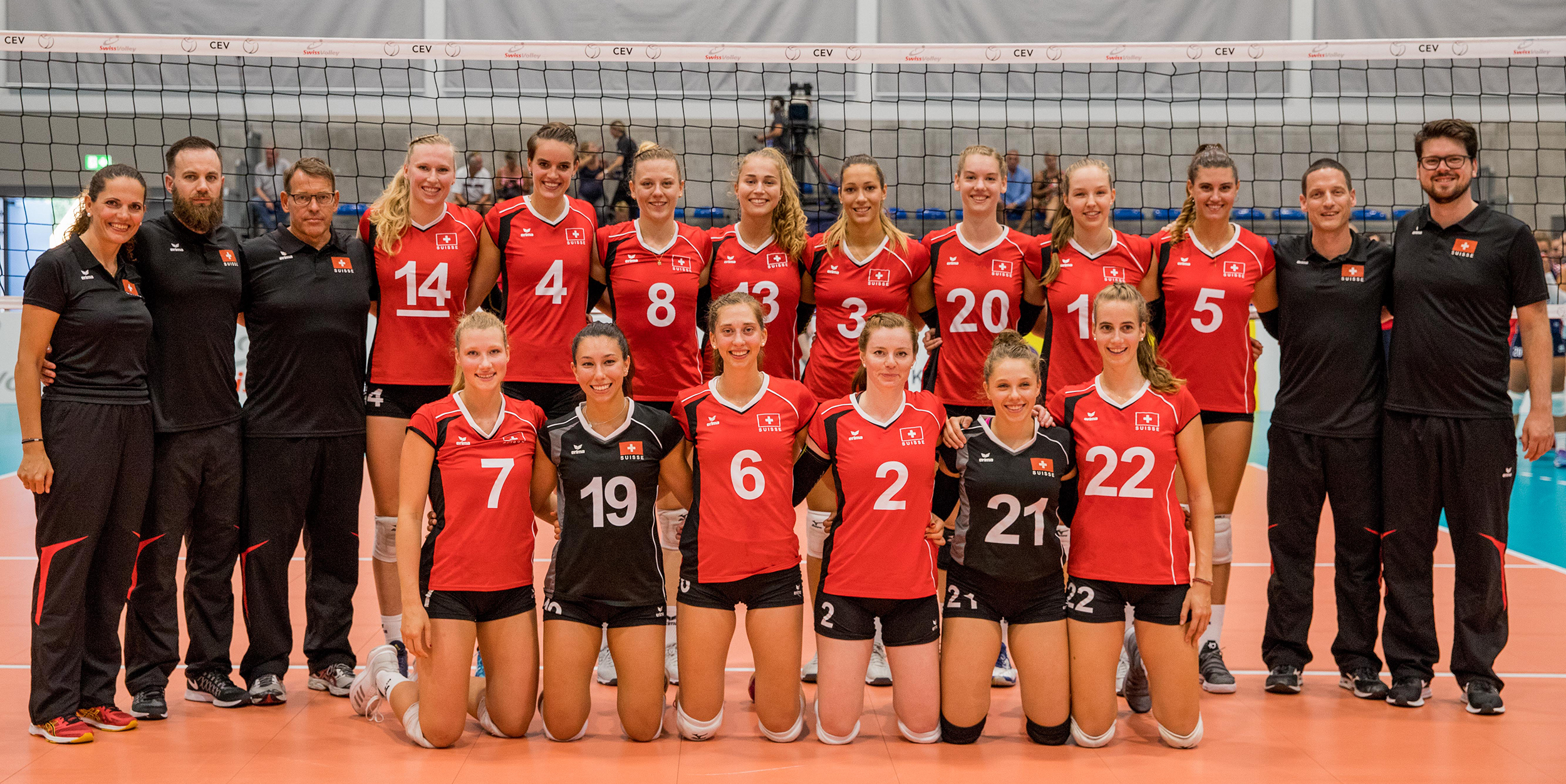 Swiss Volley Elite Frauen