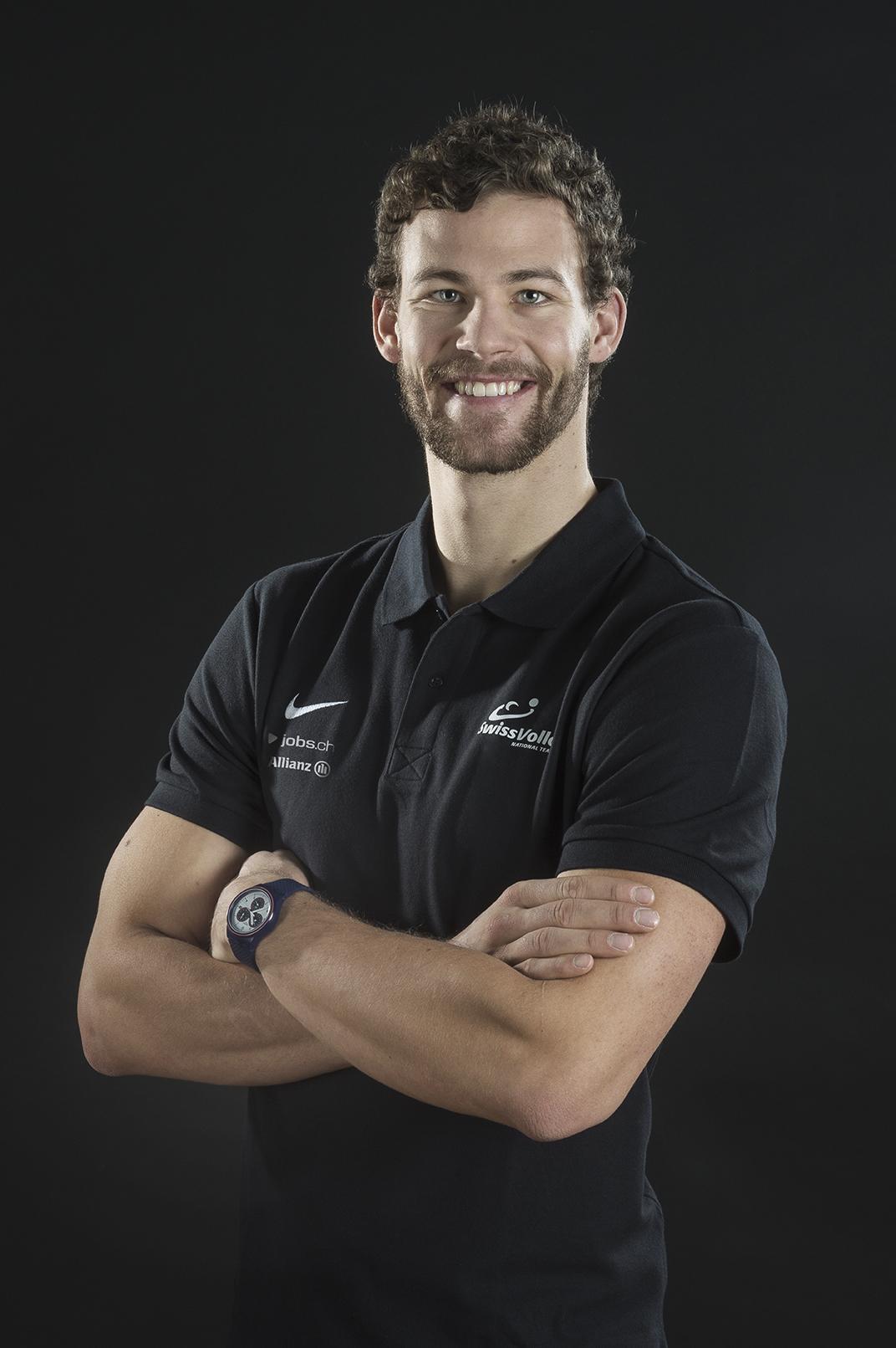 Swiss Volley: National Teams Männer